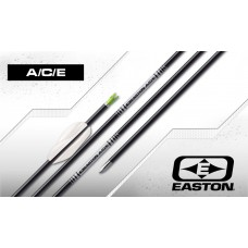 Easton ACE Arrows with Beiter Pin Nocks & EP49 Points (set of 12) : ES51